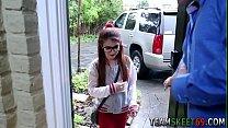 Teen gets braces cummed
