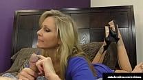 Busty Dominating Milf Ms  Julia Ann Tells Her H