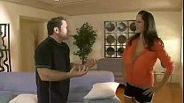 Carmella Bing banging John Strong's Thumb