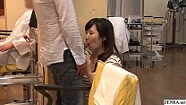 JAV Temptation Salon Mizuna Wakatsuki risky sex... - download porn videos