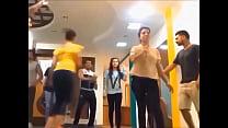 hot Akshara Singh dance rehearsal with shaking boobs