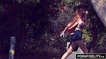 PORNFIDELITY Bikini Babe Iris Rose Creampie - 69VClub.Com