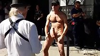 Street Jerking at Folsom 2017