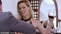 EroticaX Mistress Cherie Teases Teen Slave with... thumb