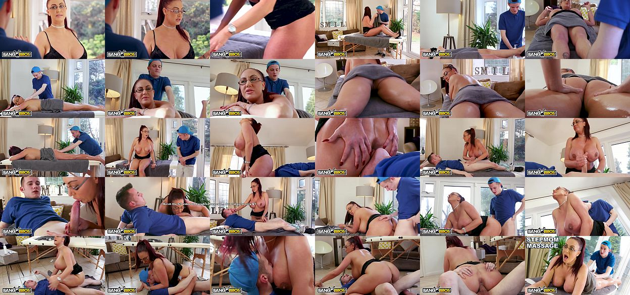 Step Son Massage Step Mom