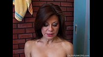 Gorgeous mature amateur has a juicy pussy