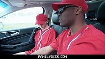 FamilyDick   Hot Black Baseball Coach Creampies