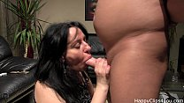 Long sucking by a milf promo video