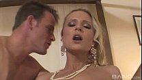 Samantha Jolie Enjoy Three Hard Dicks