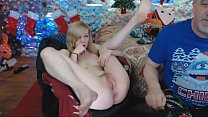 Cumming On Roxys Boobs Christmas Oral Sex 2018 صورة