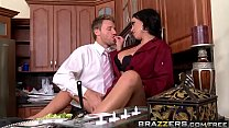 Big Tits In Uniform - Dinners On Me scene starr...