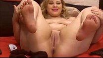 BBW Masturbating on Webcam tittywebcamgirls.com