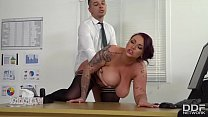3886 Make Your Work Funny With Huge Boobs Free HD Porn Vorschaubild