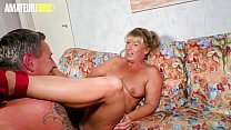 AMATEUR EURO - Mature Lady Annette Liselotte Spend Afternoon In The Company Of A Charming Man