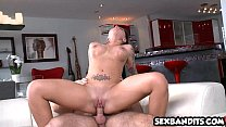 Perfect  bitch Christy Mack gets her ass drilled hard! 12