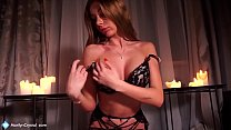 Hot Student in Lingerie Sensual Suck Dick and C...