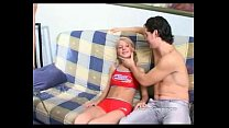 Skinny Tiny Blond Girl Anal preview image