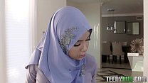 9875 Aaliyah Hadid In Teenage Anal In Her Hijab preview