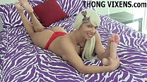 I know you will love my new lace thong JOI