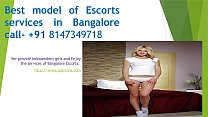 Attractive air hostess girls in Bangalore with more enjoy