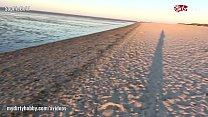 Hot public blowjob on the beach - katee owens masterbates thumbnail