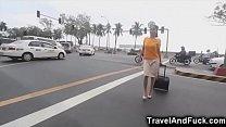 Traveler Fucks a Filipina Flight Attendant! Image
