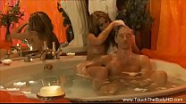 Sharing A Sexy Bath With Asian MILF: monique alexander smoking thumbnail