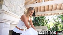 Mofos - Pornstar Vote - August Amess Oiled Up Titties starring  August Ames thumbnail