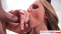 FirstClassPOV - Julia Ann take a monster cock in her throat, big boobs صورة