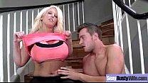 Sex Tape With Big Juggs Housewife (alura jenson...