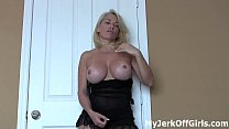 Lube up and jerk off to me JOI