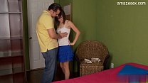 Housewife   pounded hard