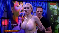 Chessie Kay Piss Covered Massive Tits - 666Bukkake Thumbnail