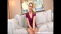 Cute Little Tee n Getting Fucked After Her Int d After Her Interview