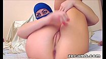 Arabic Girl Toying Tight Pussy And Ass