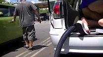 Wife Nikki car wash - Xpussy.online