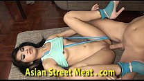 Thai Sexual Art Street Bimbo