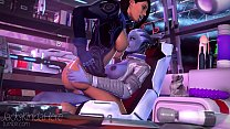 Mass Effect: Project Blue Dawn 2 (Futa Version) porn image