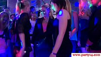 Real amateurs at euro party sucking on dick video