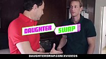 DaughterSwap - Slutty Daughters Drain Daddys Cock - 9Club.Top