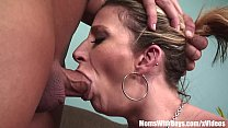 Sarah Jay's Mature Soft Massive Tits Pounded