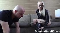 Permanent Chastity With Mistress Damazonia