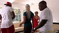 Dee Williams & Ld River Do BBC Anal In Frt of Step S - 9Club.Top