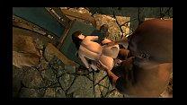 Miya is getting fucked Sudden Attack 2 Skyrim 3D