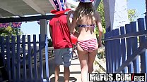 Mofos - I Know That Girl - Blondes Outdoor Sex at the BBQ starring Blake Eden thumbnail