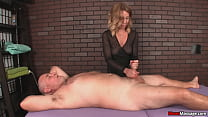 veruca james anal - ever watch a man get his dick vibrated to the point that it was going to explode thumbnail
