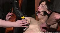 Tied Elise Graves pussy punished and hardcore bdsm of enslaved fetish pornstar t tumblr xxx video