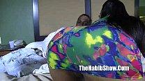 bbc king Kreme fucks fat booty stripper lusty