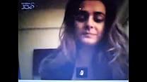 Aentina Gabi pillada skype