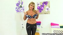 British milf Nicole DuPapillon wants to fist her cunny thumbnail